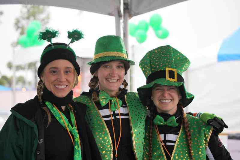 St. Patrick's Day Exhibitors