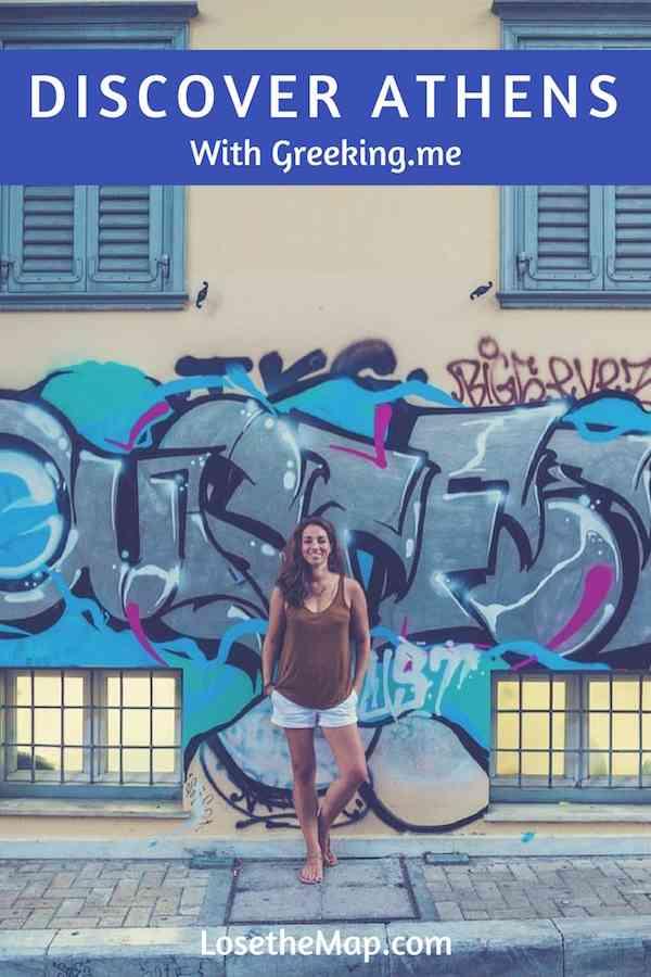 Athens Greeking Me