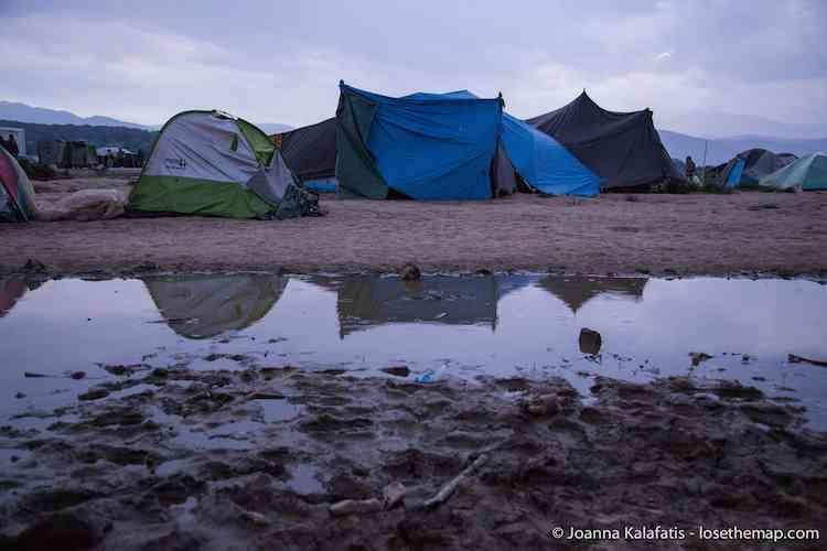 Idomeni Reflection 2