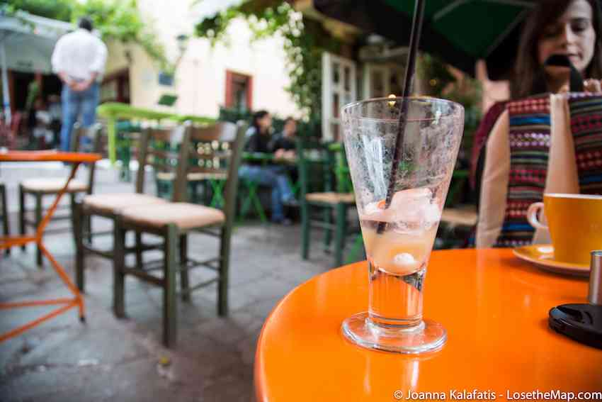 Plaka Coffee Athens