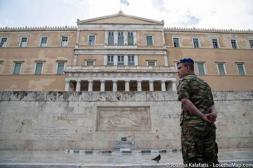Soldier Syntagma