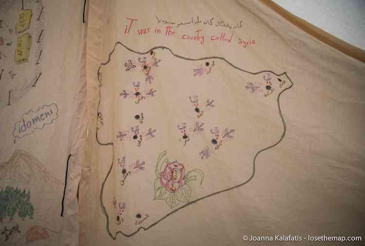 Syria Drawing