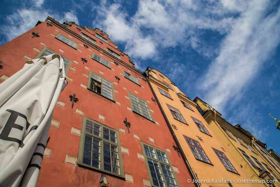 Travel Photography Gamla Stan
