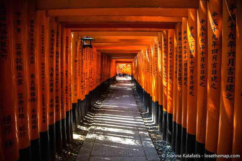 Travel Photography Fushimi Inari Taisha