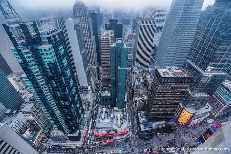 Travel Photography New York skyline