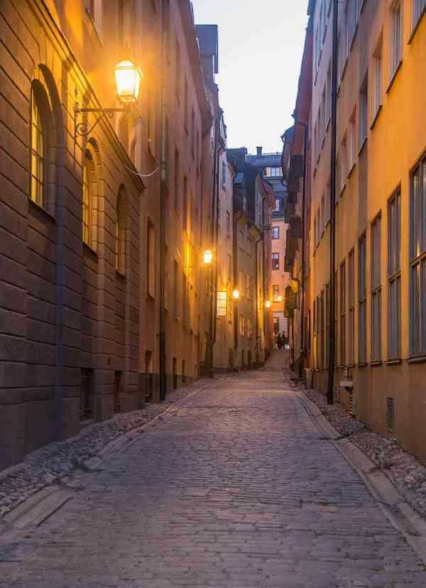 stockholm-evening