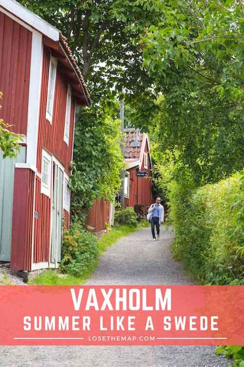 Vaxholm Summer Like a Swede