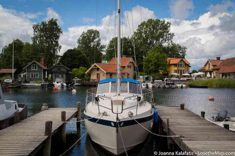 vaxholm-marina