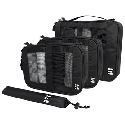 Compression Packing Cubes Zero Grid
