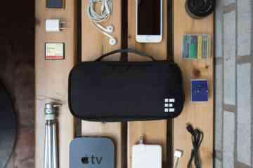 Electronics Travel Organizer