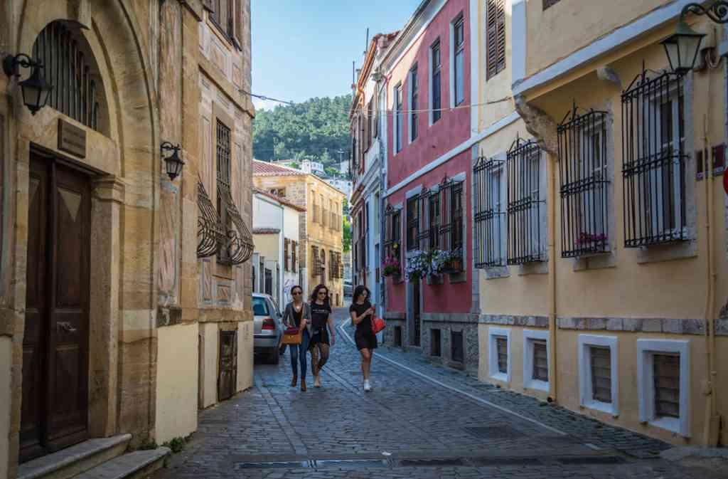 Xanthi Greece street