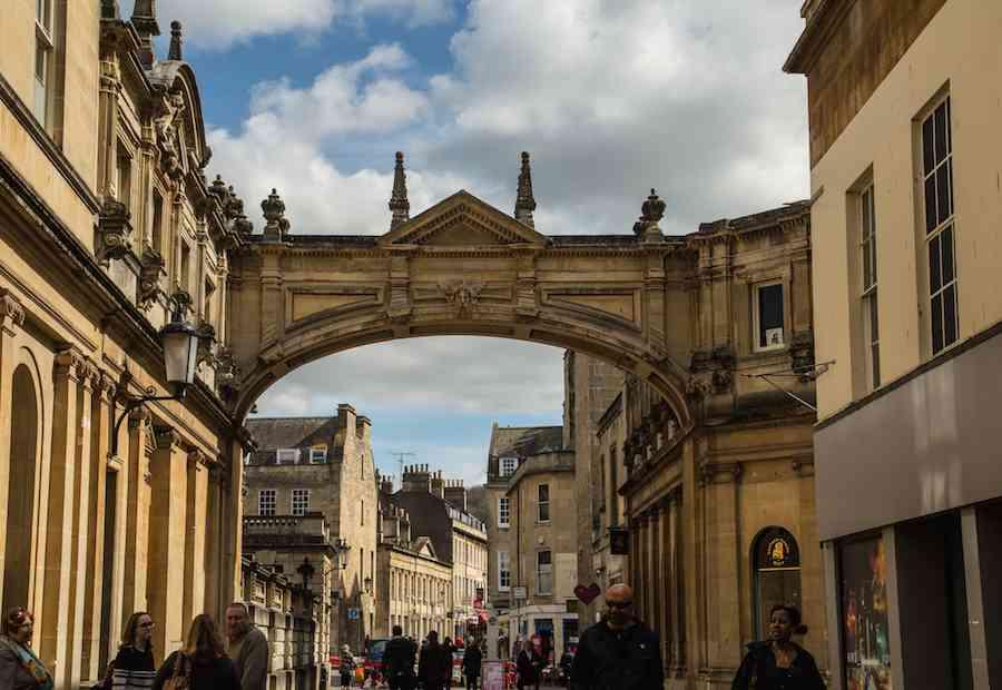 Bath Arch