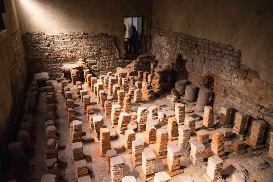 Bath Roman Ruins