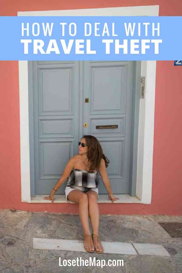 How to Deal With Travel Theft