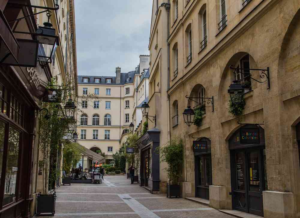 Walks around Paris