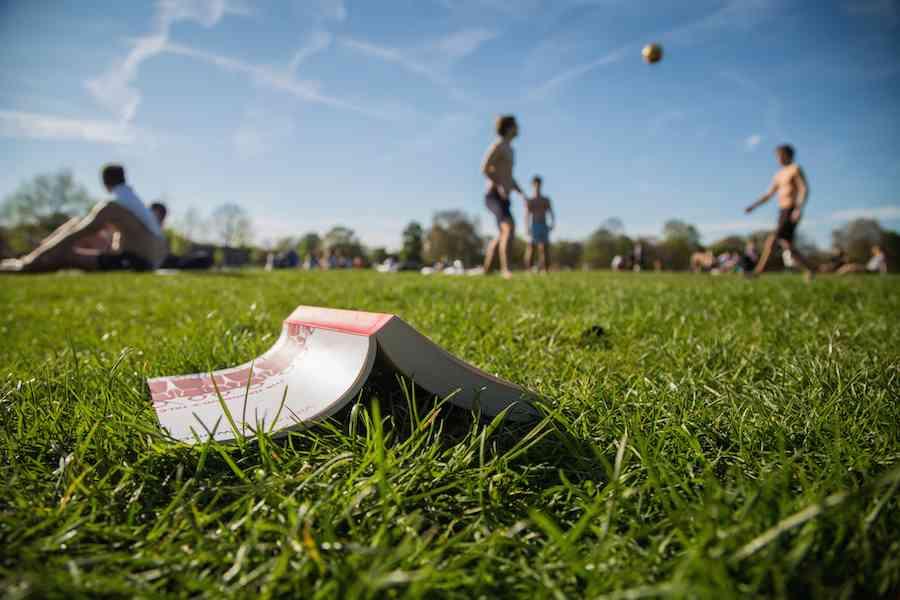Hyde Park Summer