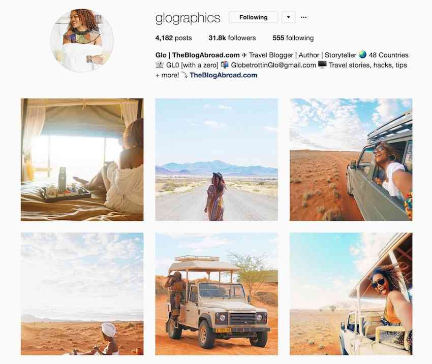 The Blog Abroad Instagram