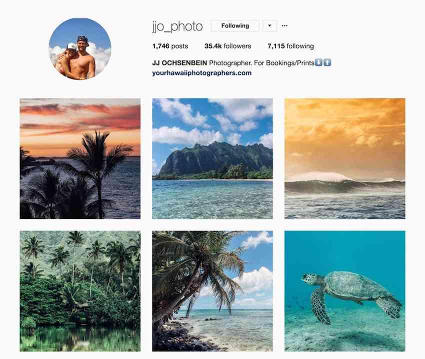 JJO Instagram