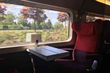 RailEurope Train