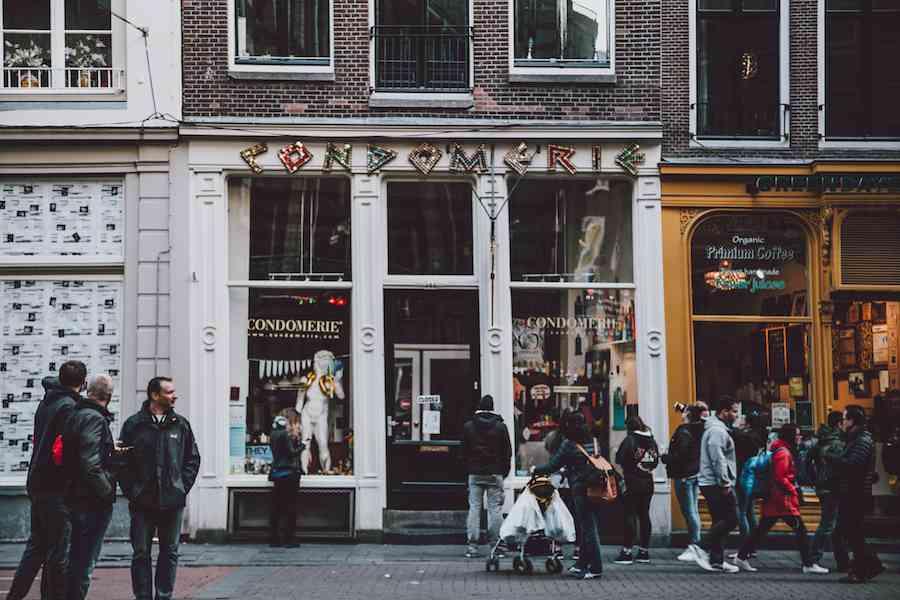Amsterdam Condomerie