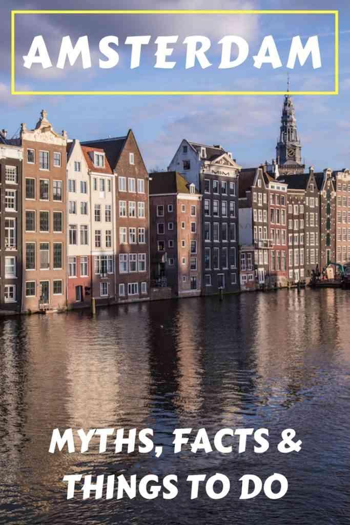 Amsterdam Canva