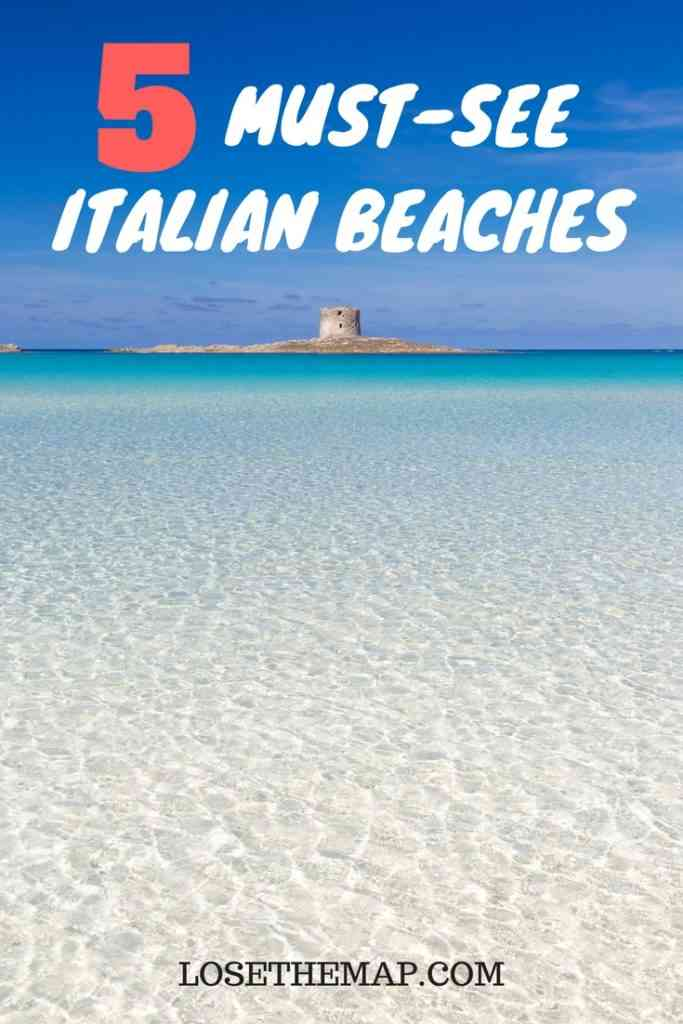 5 Must-See Italian beaches