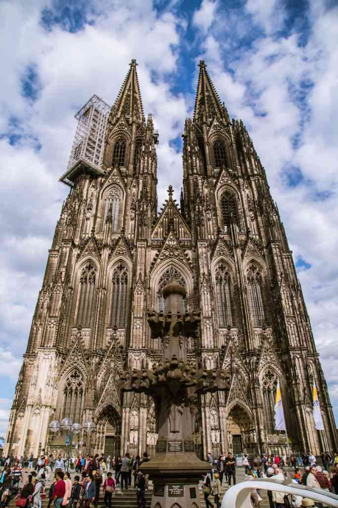Cologne Cathedral Edifice