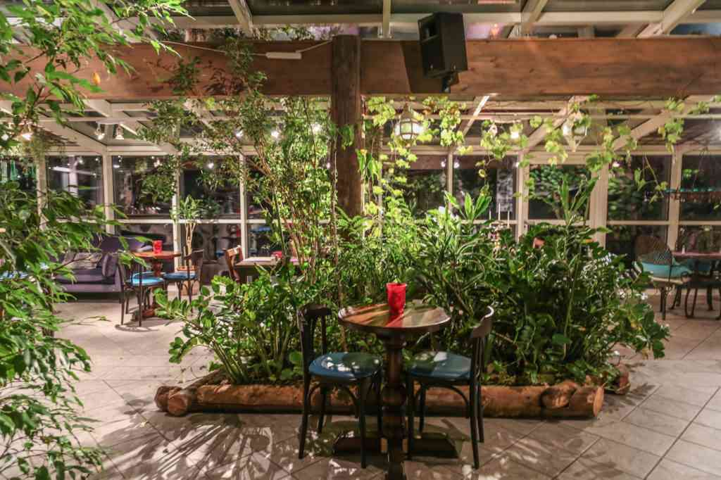 Mary Ann's Polarrigg restaurant
