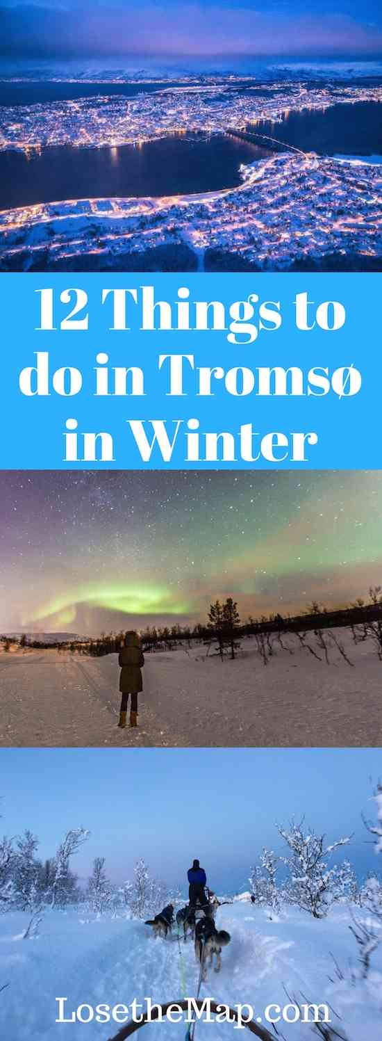 12 Things to Do in Tromso Canva