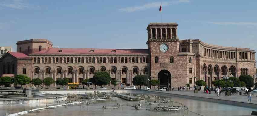 Armenia off the beaten path