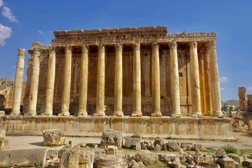 Lebanon off the beaten path