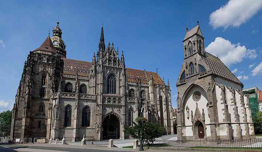 Kosice off the beaten path