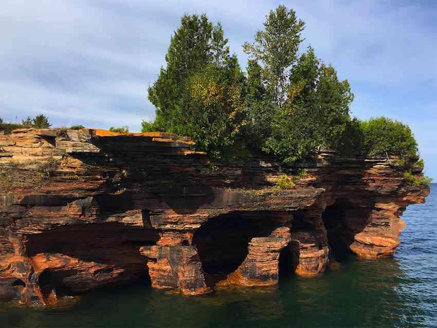 Lake Superior off the beaten path