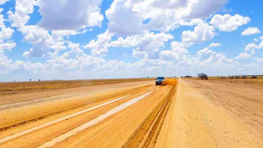 Outback Queensland off the beaten path