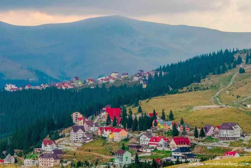 Romania off the beaten path