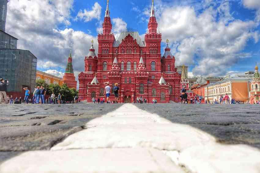 Russia off the beaten path