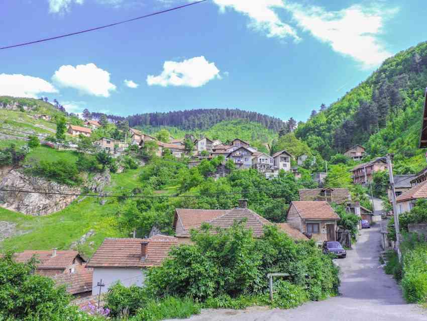 Sarajevo off the beaten path