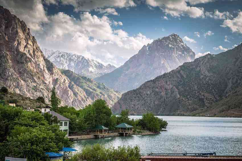 Tajikistan off the beaten path