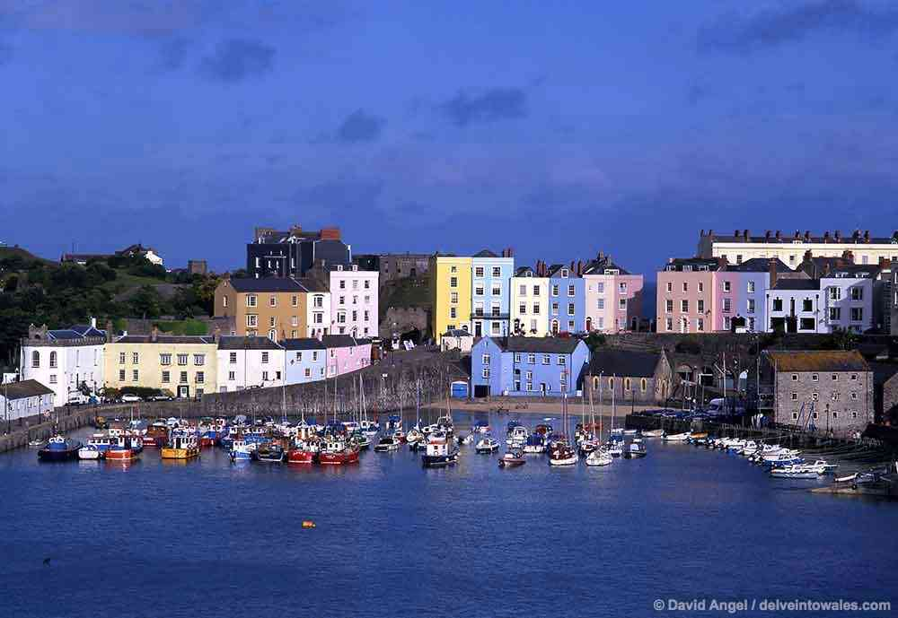 Tenby off the beaten path