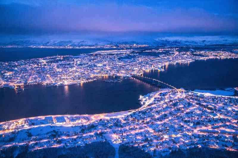 Tromso View - Fjellheisen