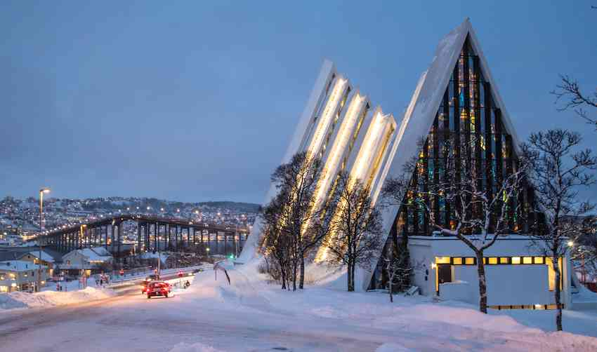 Things to do in Tromsø - Arctic Cathedral
