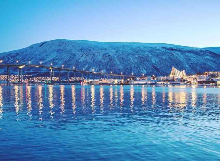 Tromso Skyline