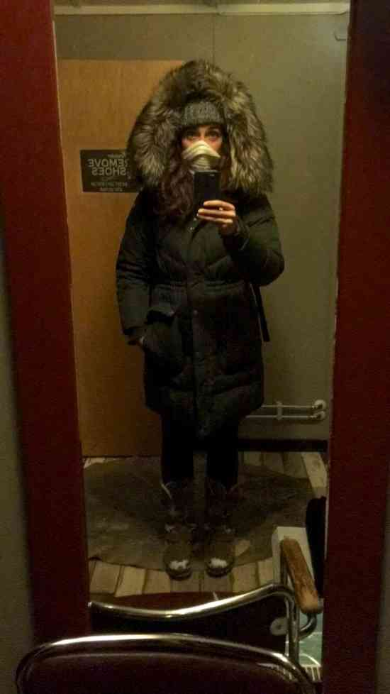 Svalbard Outfit