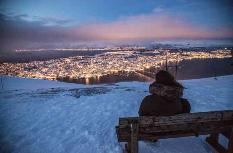 Tromso View Fjellheisen