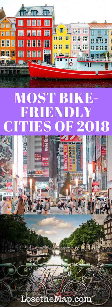 Bike Friendly Cities 2018
