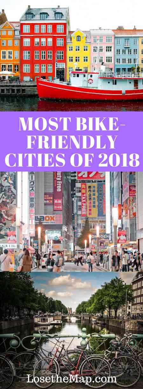 Bike Friendly Cities 2018