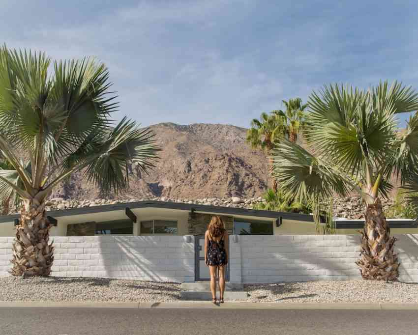modernism Palm Springs architecture