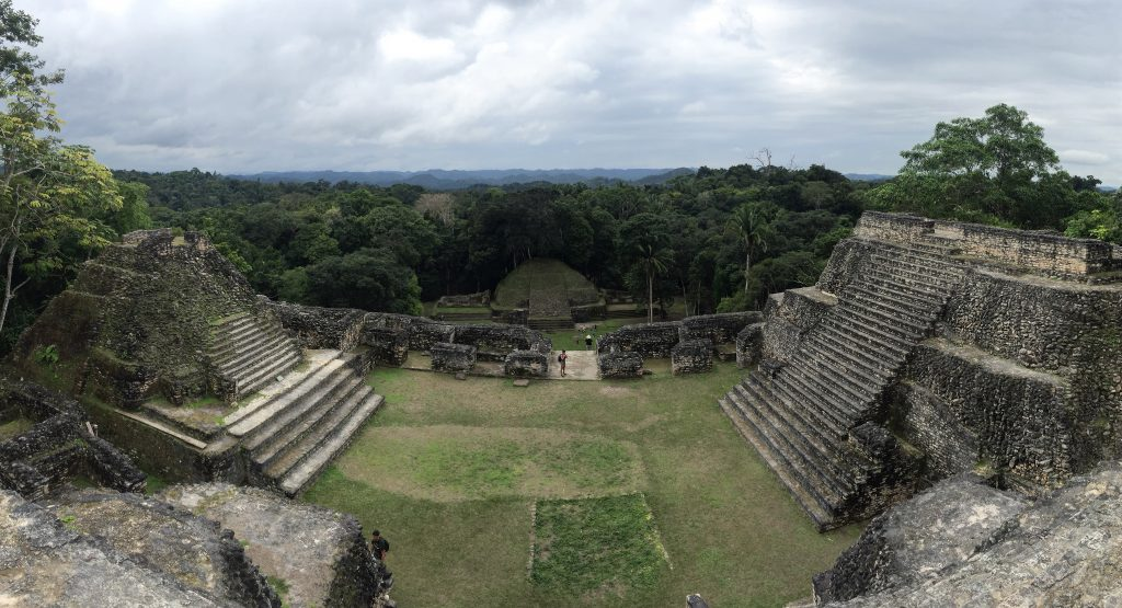 Ruins in Belize
