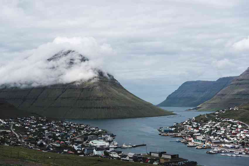 Adventurous destinations in the Faroe Islands