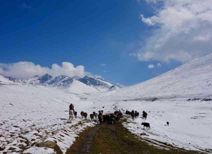 Kyrgyzstan is one of the most adventurous destinations of 2019